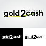 Gold2Cash Logo - Entry #2