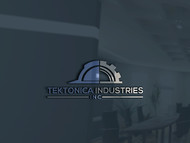Tektonica Industries Inc Logo - Entry #95