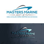 Masters Marine Logo - Entry #136