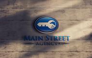 Main Street Agency Logo - Entry #25