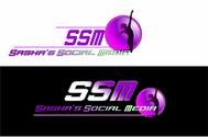 Sasha's Social Media Logo - Entry #63
