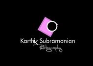 Karthik Subramanian Photography Logo - Entry #107
