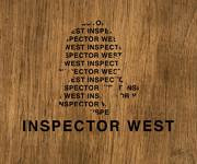 Inspector West Logo - Entry #117