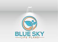 Blue Sky Life Plans Logo - Entry #102