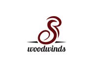 Woodwind repair business logo: R S Woodwinds, llc - Entry #55