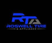 Roswell Tire & Appliance Logo - Entry #161
