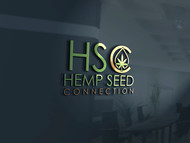 Hemp Seed Connection (HSC) Logo - Entry #63
