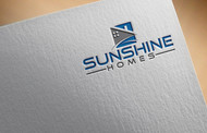Sunshine Homes Logo - Entry #257