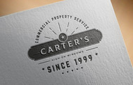 Carter's Commercial Property Services, Inc. Logo - Entry #142