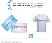 Digital Face Logo - Entry #56