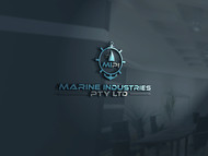 Marine Industries Pty Ltd Logo - Entry #35
