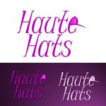 Haute Hats- Brand/Logo - Entry #15