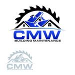 CMW Building Maintenance Logo - Entry #21