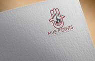 Five Points Construction & Expediting Logo - Entry #20