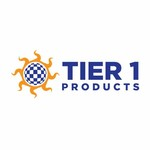 Tier 1 Products Logo - Entry #63