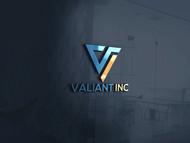 Valiant Inc. Logo - Entry #3