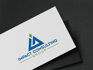Impact Consulting Group Logo - Entry #179