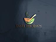 Taste The Season Logo - Entry #243
