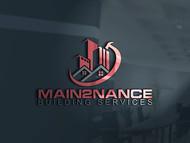 MAIN2NANCE BUILDING SERVICES Logo - Entry #101