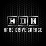 Hard drive garage Logo - Entry #167