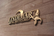 Lindimar Metal Recycling Logo - Entry #356