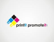 PrintItPromoteIt.com Logo - Entry #212