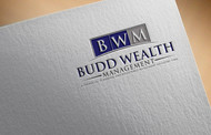 Budd Wealth Management Logo - Entry #375