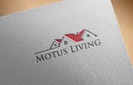 Motus Living Logo - Entry #34