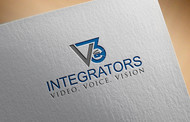V3 Integrators Logo - Entry #127