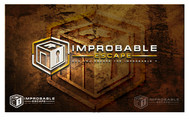 Improbable Escape Logo - Entry #109