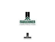 Faulconer or Faulconer Construction Logo - Entry #313