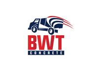 BWT Concrete Logo - Entry #168