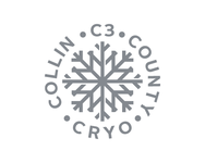 C3 or c3 along with Collin County Cryo underneath  Logo - Entry #135