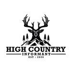 High Country Informant Logo - Entry #165