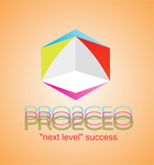 PRO2CEO Personal/Professional Development Company  Logo - Entry #15