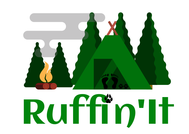 Ruffin'It Logo - Entry #207