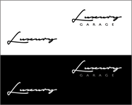 Luxury Builds Logo - Entry #55