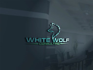 White Wolf Consulting (optional LLC) Logo - Entry #145