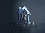 CMW Building Maintenance Logo - Entry #502
