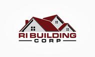 RI Building Corp Logo - Entry #54