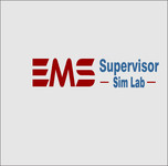 EMS Supervisor Sim Lab Logo - Entry #163