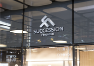 Succession Financial Logo - Entry #641