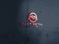 Mast Metal Roofing Logo - Entry #290