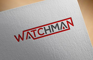 Watchman Surveillance Logo - Entry #65