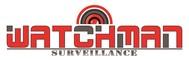 Watchman Surveillance Logo - Entry #273