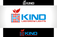 Kind LED Grow Lights Logo - Entry #43