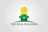 The Real Realtors Logo - Entry #24