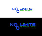 No Limits Logo - Entry #48