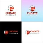 Choate Customs Logo - Entry #458