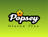 gluten free popsey  Logo - Entry #98